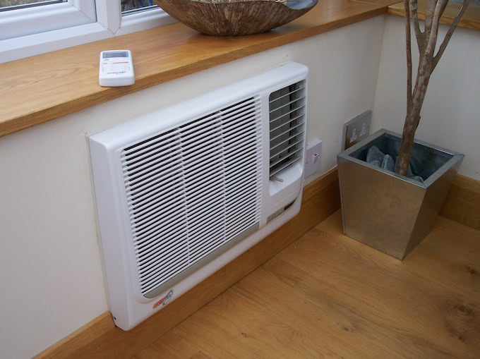 Energy-Efficient AC Units