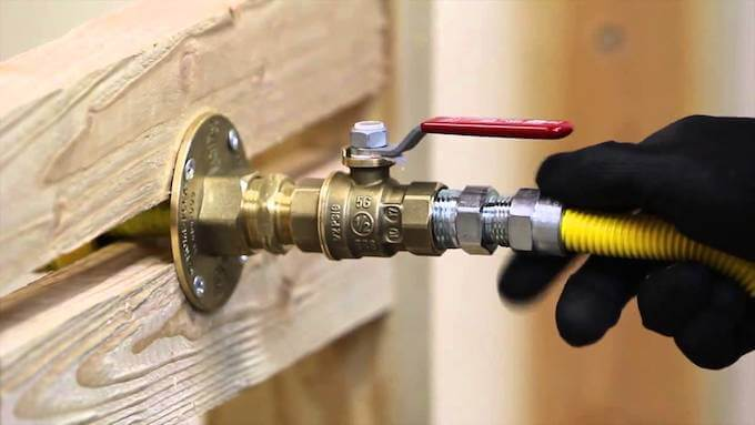 2018 Gas Line Installation Cost Gas Pipe Repair