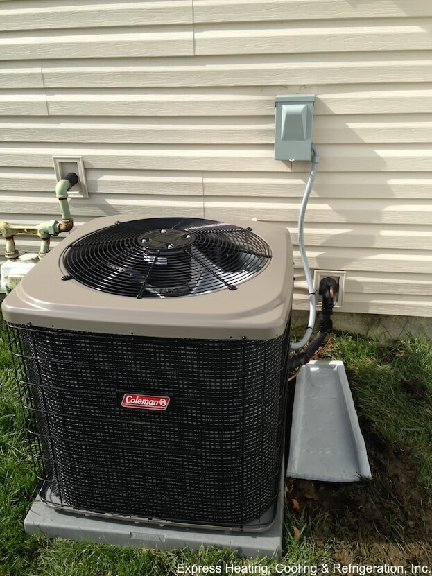 How To Install A Heat Pump Heat Pump Installation Cost