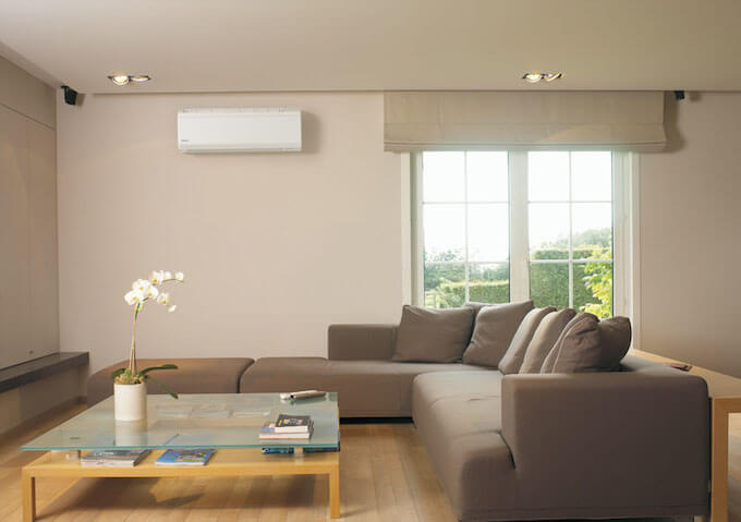 Superb The Ductless Mini Split Installation Cost Is Not Much. See How To Reduce  Your Ductless
