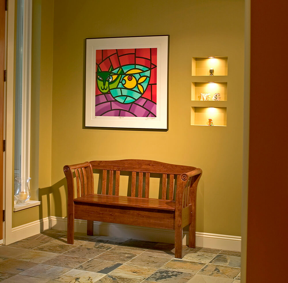 Foyer Bench Quotes : Entryway ideas decorating