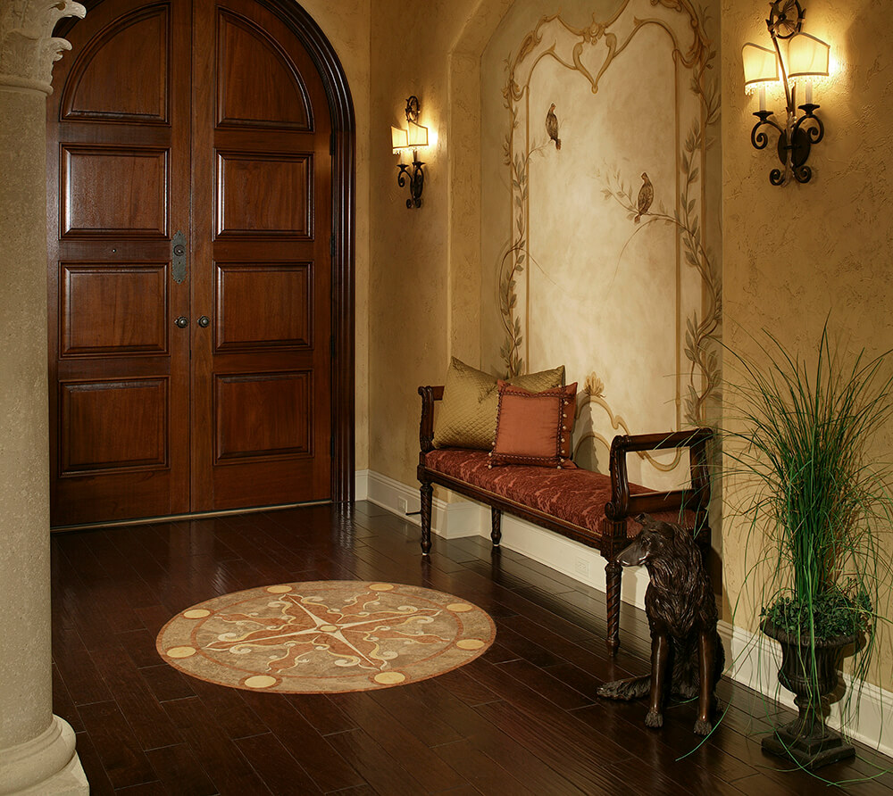 Welcoming Foyer Paint Color : Entryway ideas decorating