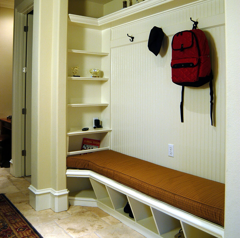 Foyer Storage Designs : Entryway ideas decorating