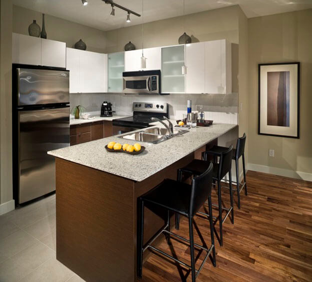 Small Kitchen Stoves: 11 Small Kitchen Ideas That Make A Big Difference