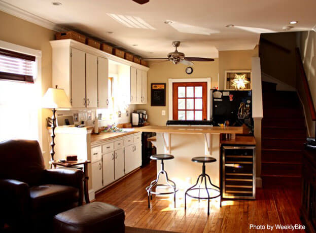 what to put above my kitchen cabinets 11 small kitchen ideas that make a big difference 2159