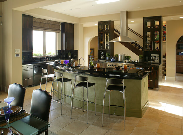 Gorgeous Kitchen Renovation In Potomac Maryland: 3 Kitchen Trends To Watch In 2015