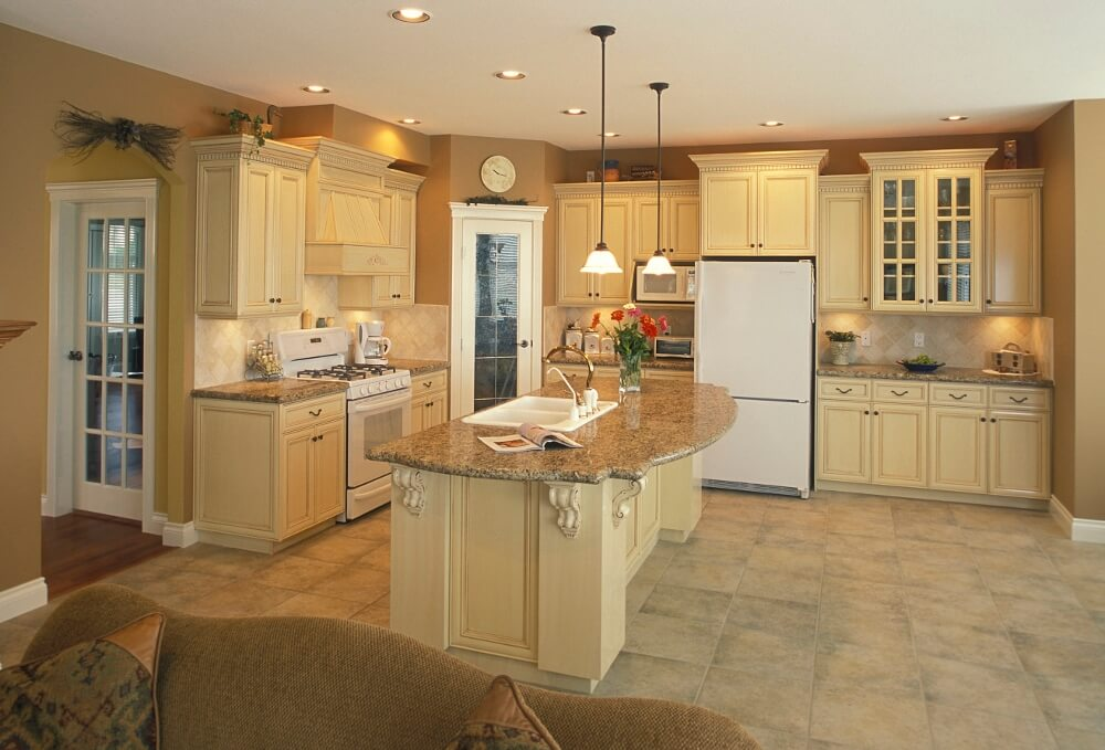 How To Create A Practical Kitchen Kitchen Design Kitchen Remodeling