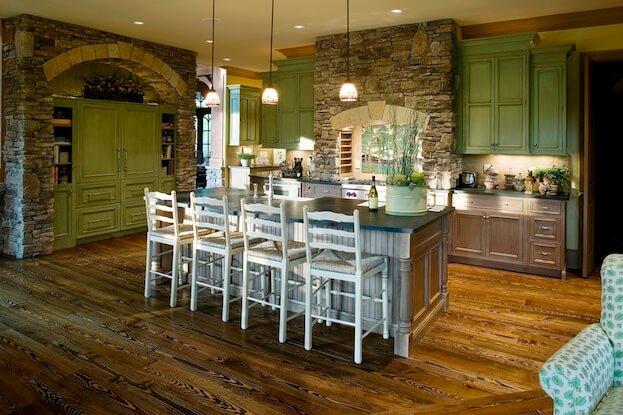 Kitchen Floor Trends