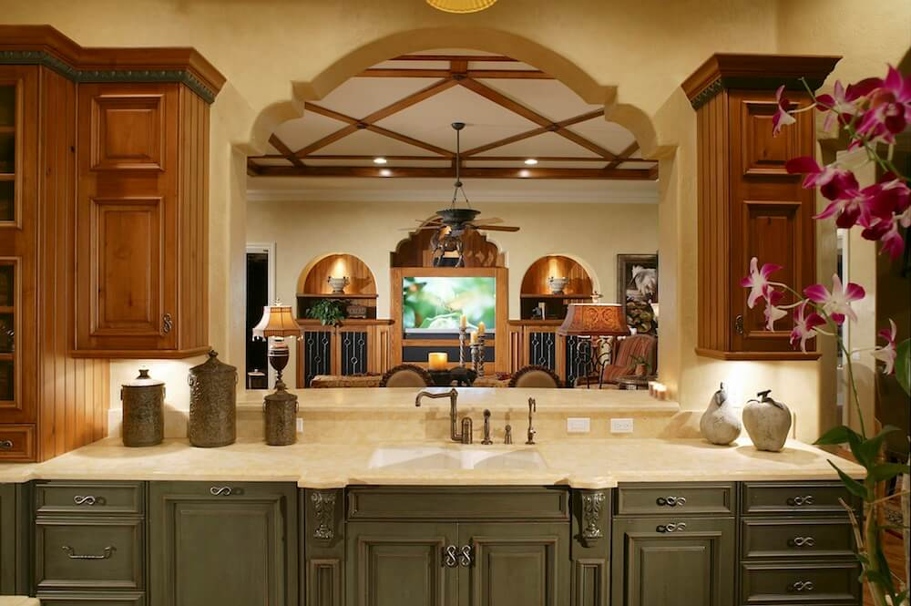 redesign living room on a budget 2018 kitchen remodel costs The average kitchen renovation cost varies. Keep your small kitchen remodel  cost down!