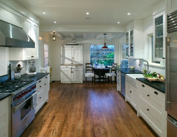 Making The Most Of A Galley Kitchen | Kitchen Design