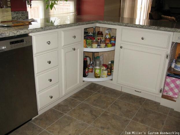Corner Kitchen Cabinet Ideas Kitchen Cabinets