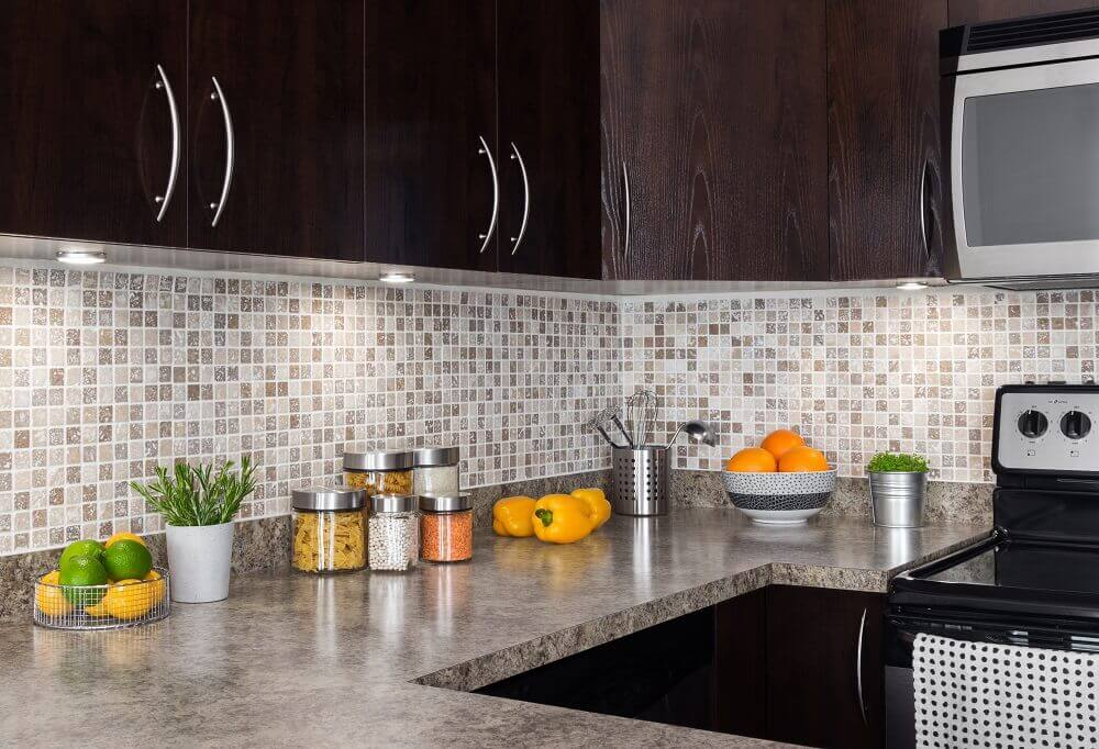 How To Make Your Tile Backsplash Sparkle Kitchen Backsplash Tile Cleaning Tips