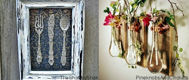 Wall Decor 6 Affordable Ways To Create A Shabby Chic Kitchen