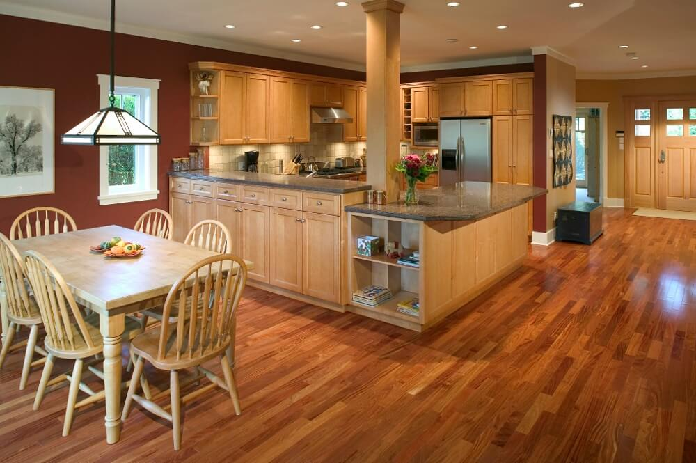 Kitchen cabinet finishes best finish for kitchen cabinets for Cost to update kitchen cabinets and countertops