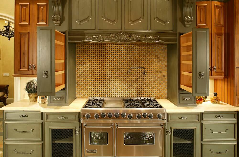 2018 Refinish Kitchen Cabinets Cost | Refinishing Kitchen Cabinets