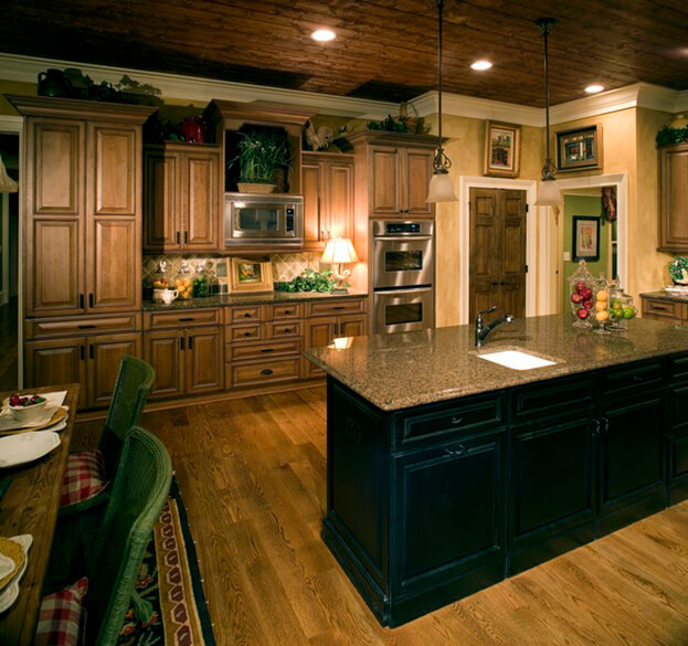Average Cost Of Kitchen Cabinet Refacing: Kitchen Cabinet Options: Install, Reface Or Refinish