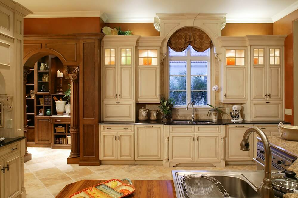 Install Kitchen Cabinets Cost 2018 Cost To Install Kitchen Cabinets  Cabinet Installation