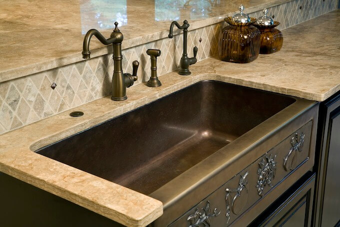How to Install a Traditional Kitchen Sink Tap