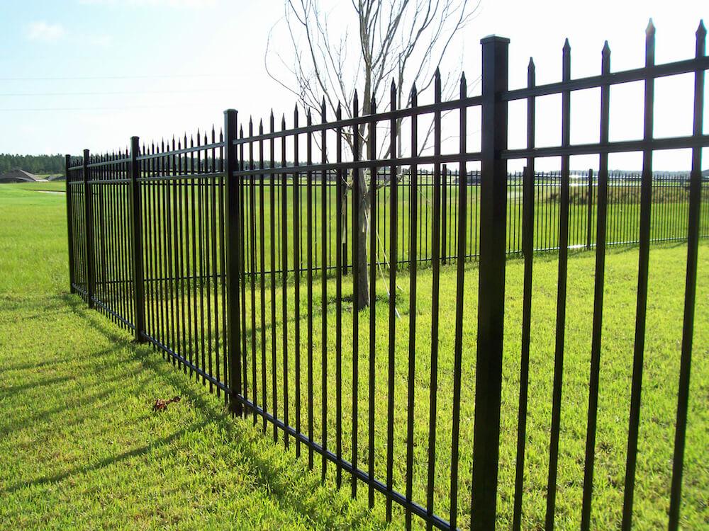Aluminum fence cost estimator