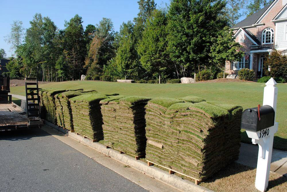 Sod A Sod Pallet Is Much PricesHow Of 2019 Bermuda bf6yvg7Y