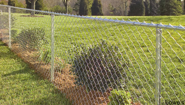 Chain Link Fence Installed Price Mycoffeepot Org