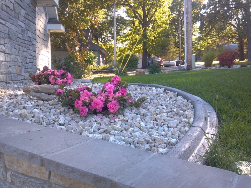 Concrete Edging Installation Costs