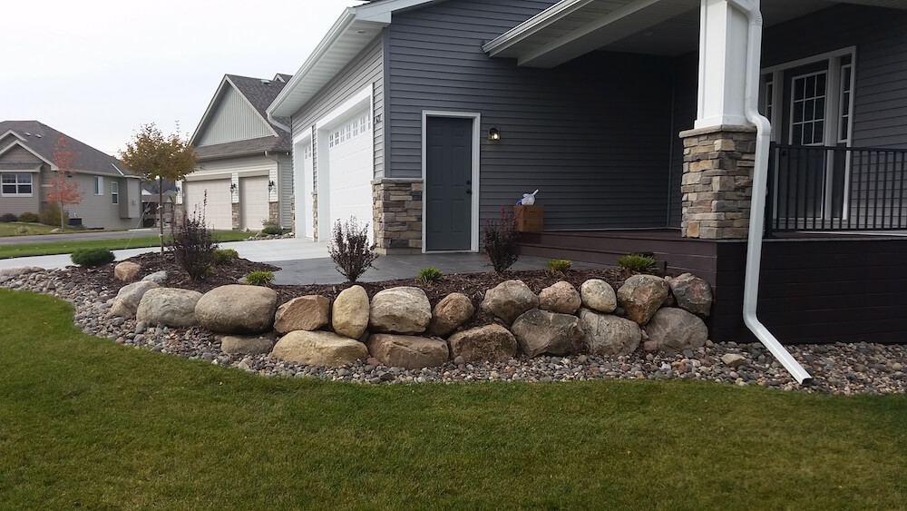 Landscape Boulders Installation Price - 2018 Landscape Boulders Cost Large Landscaping Rock Prices