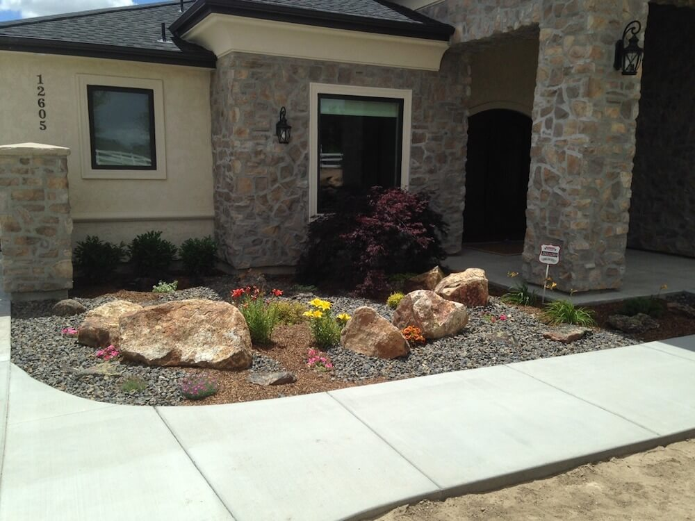 Landscapers near me before u0026 after pics landscapers for Local landscapers