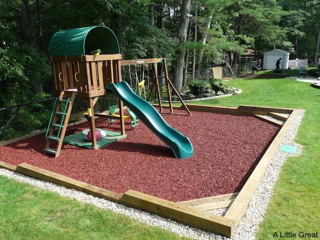 Playground Timbers - Landscape Timbers: What You Need To Know