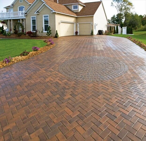 Driveways That Add Character | Curb Appeal Ideas
