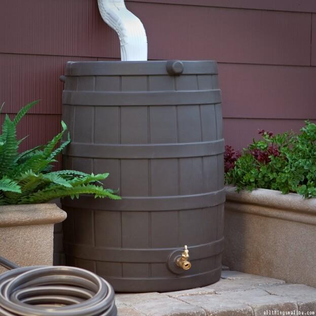 Rain Barrel Styles