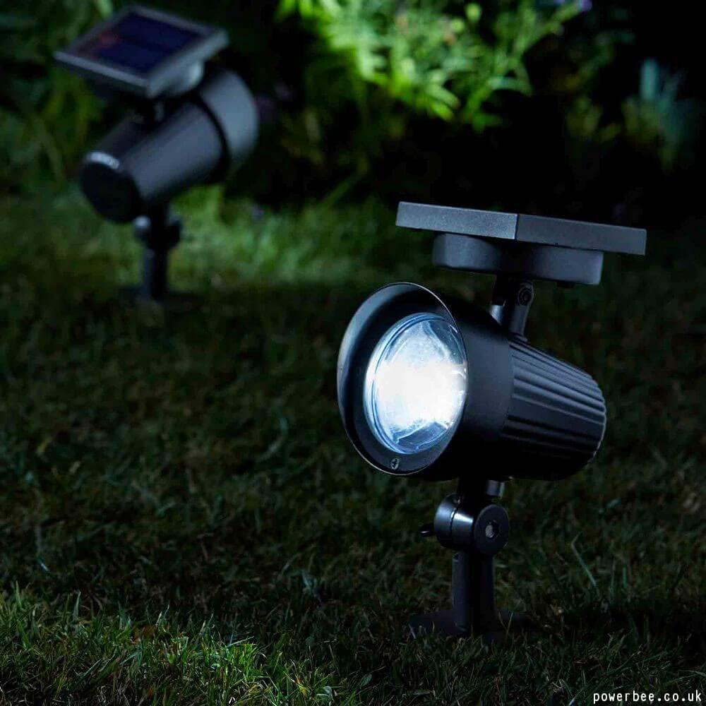 Solar landscape lighting ideas outdoor solar lights solar spot lights aloadofball Images