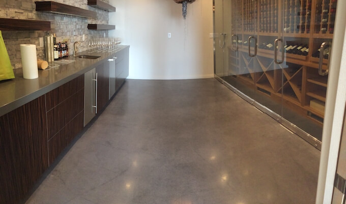 2019 Polished Concrete Floors Cost Concrete Polishing