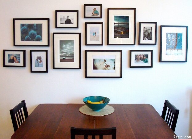 how to hang an amazing gallery wall