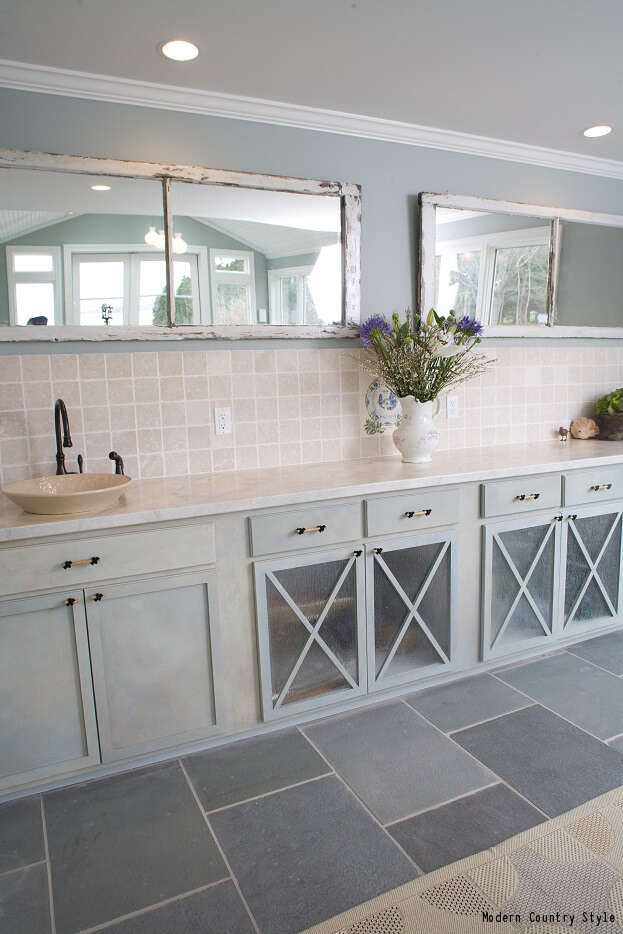 White Accents Trim And Textured Floors Are Great Ways To Showcase This Beautiful Paint It S A Calm Soothing Color That Can Easily Be Presented In The