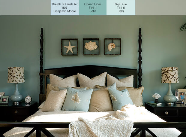 Popular Paint Colors For 2014 - Blue .