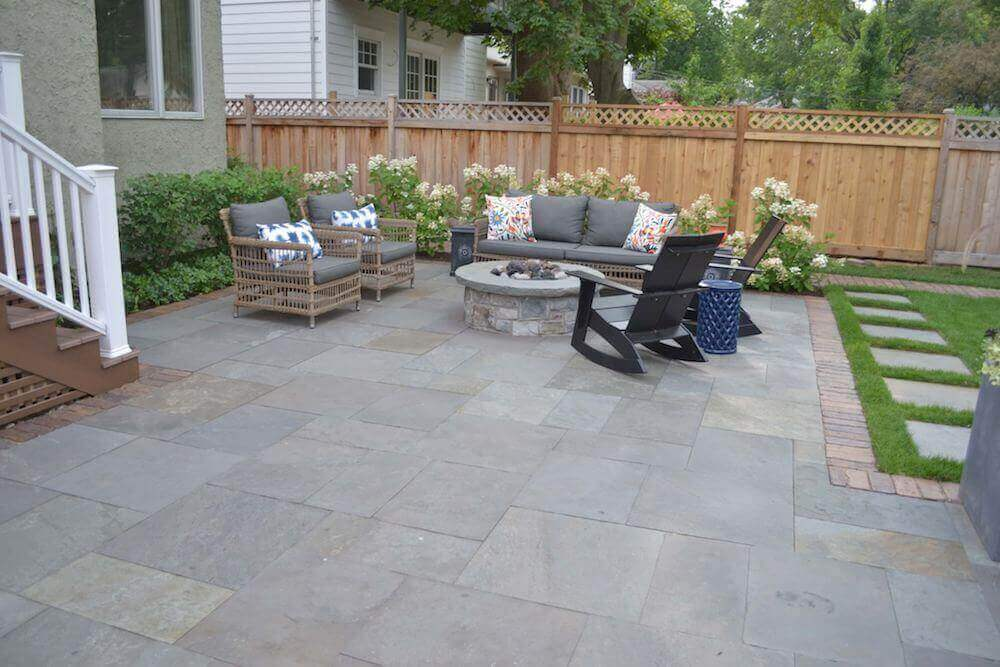 Cost to install bluestone patio outdoor goods for Bluestone pricing