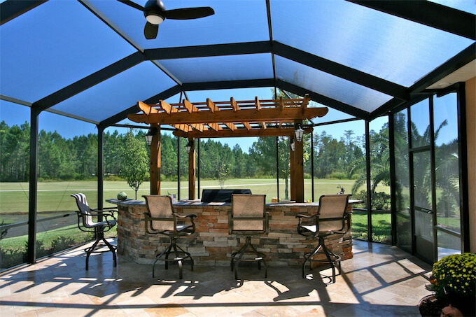 2018 Patio Enclosure Repair Cost Guide Sunroom Repair