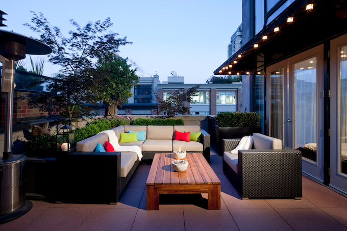 Charming Concrete Patio Cost Factors