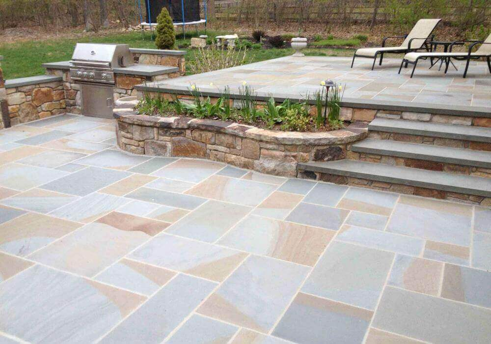 Bluestone Patio Cost Cost Of Bluestone Patio Bluestone Cost - Cost to lay outdoor tiles