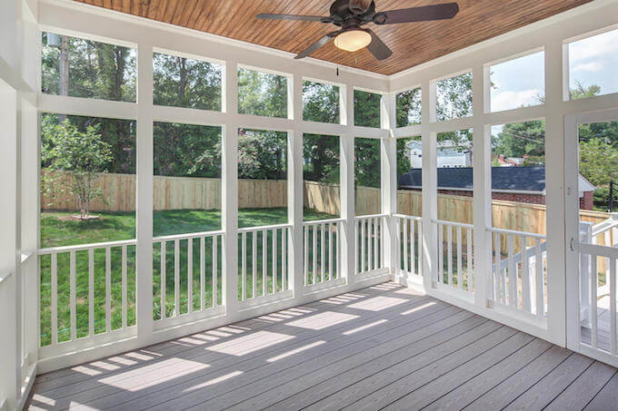 2019 Screened In Porch Cost Screened In Porch Prices