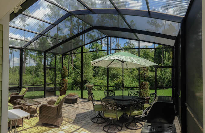 2018 Enclosed Patio Cost | Patio Enclosures Prices