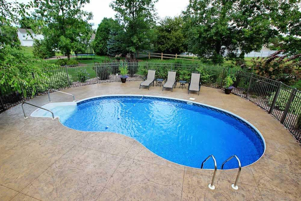 2019 Inground Pool Cost Average Cost Of Inground Pool