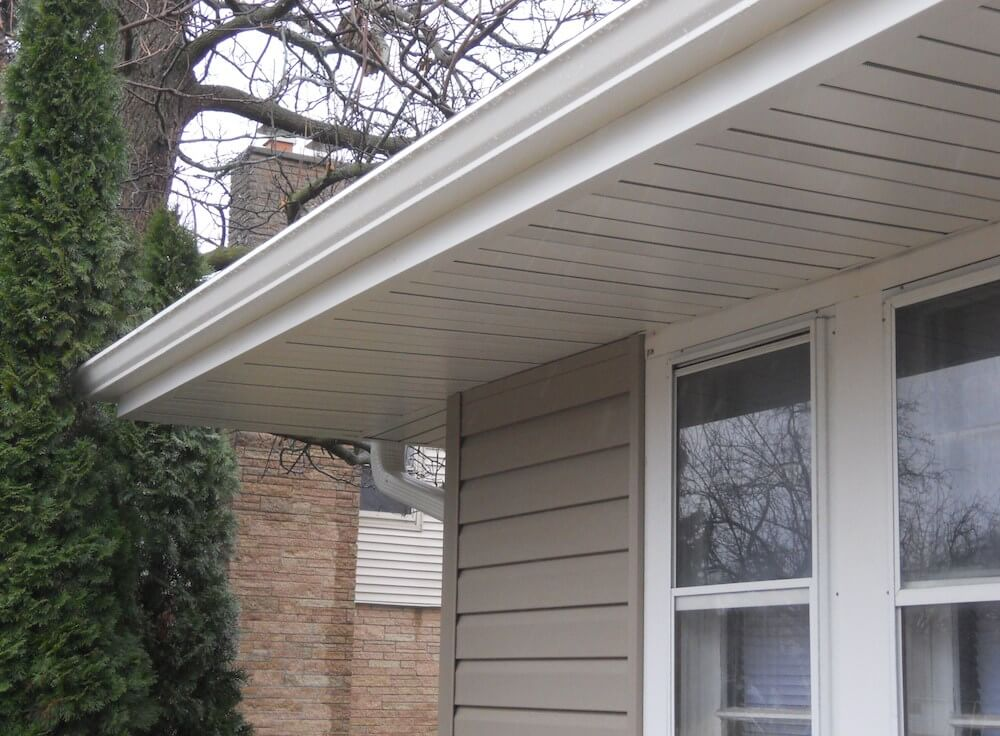 2019 Soffit Repair Costs Vinyl Wood Aluminum Amp Pricing