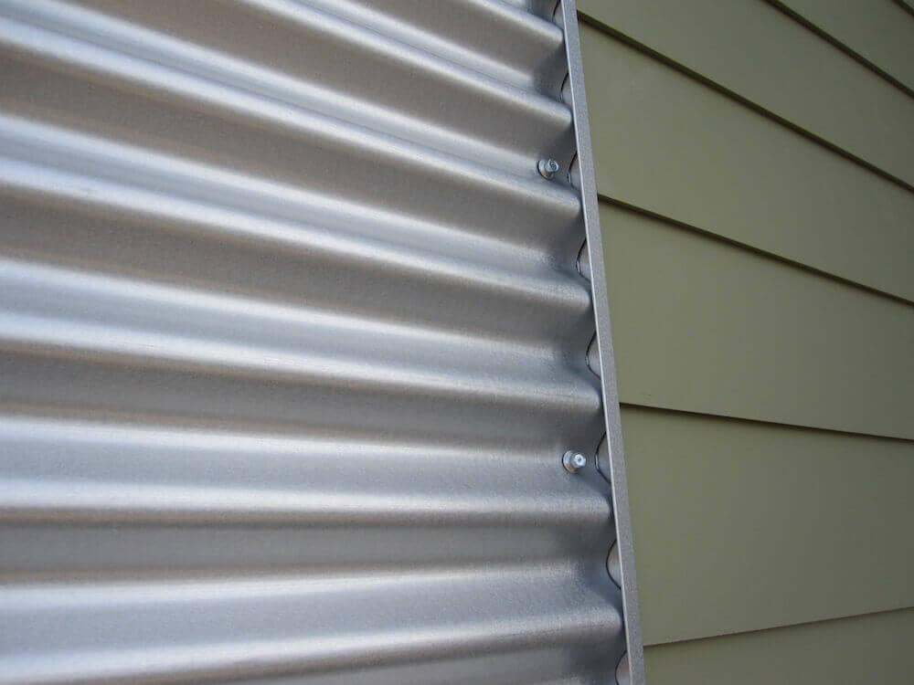2019 Aluminum Siding Cost Replacing Aluminum Siding