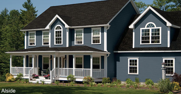 Exterior Siding Colors  Vinyl Siding