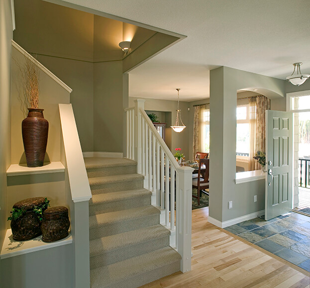 20 Magical And Crafty Ways To Decorate An Indoor Staircase: How To Repair A Broken Stair Tread