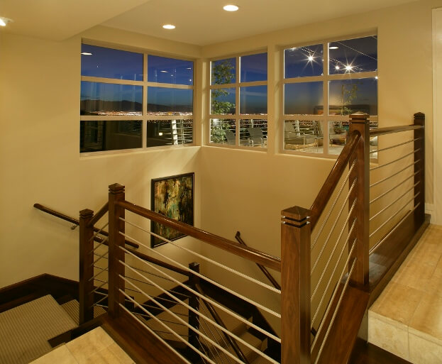 Stairwell Decorating Ideas   Stairwell Decor  DIY Stairs