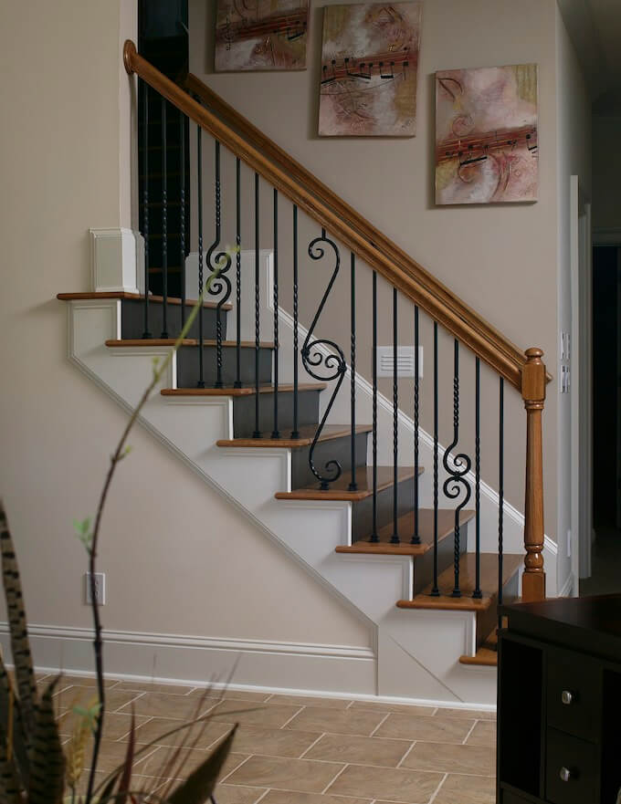 Interior Stairs And Railings Railing Cost Considerations
