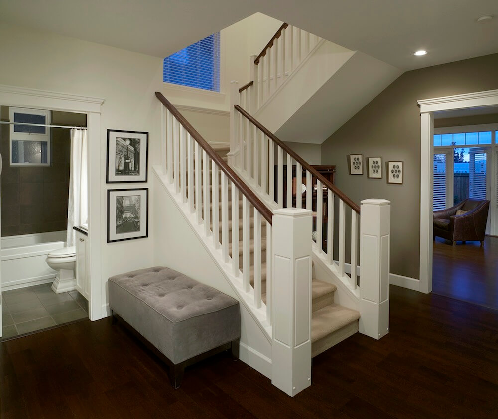 2018 Staircase Cost Cost To Build Railings Amp Handrails